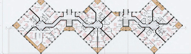 Referenzen Phisto Wohnbau GmbH & Co. KG - New Port-Projekt der New-Port-Projekt JPS Architekten & Ingenieure Bremerhaven / Stuttgart